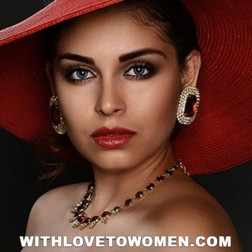 with love to women-saloon-banner